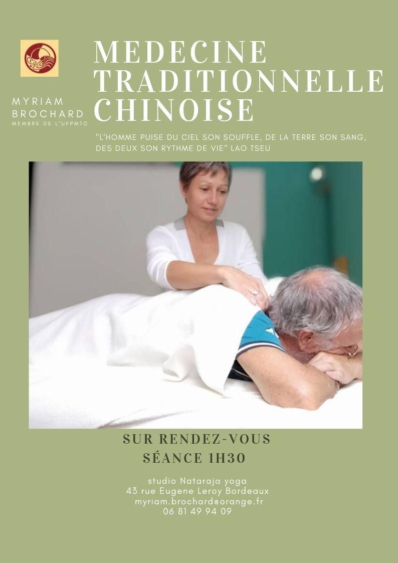 affiche médecine traditionnelle chinoise bordeaux